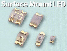 Excelix Surface Mount LED