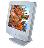 "Excelix 17"" TFT LCD Monitor"